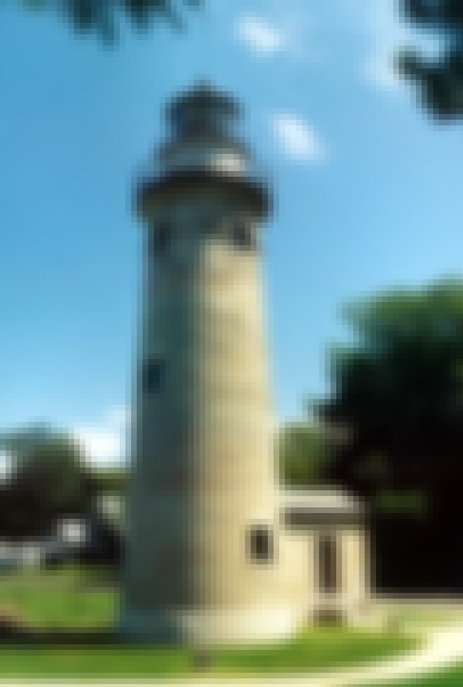 Erie Land Light is listed (or ranked) 4 on the list List of Famous Erie Buildings & Structures