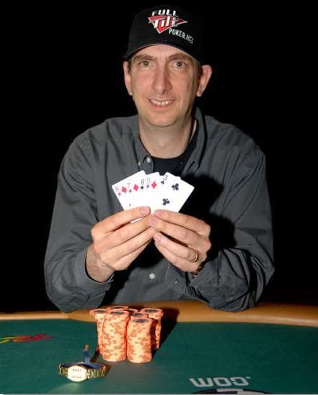 Erik Seidel is listed (or ranked) 4 on the list Richest Poker Players In The World