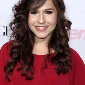 Erin Sanders is listed (or ranked) 5 on the list Famous People Whose Last Name Is Sanders
