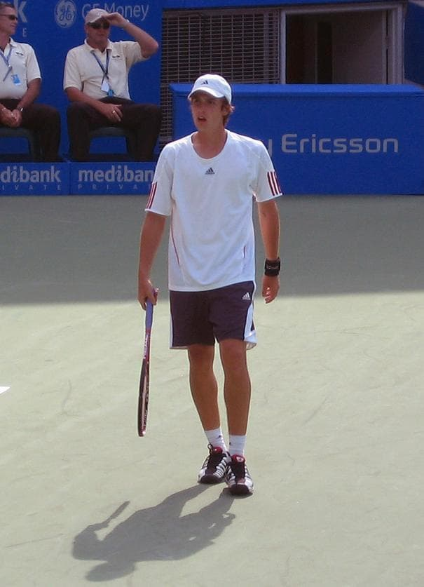 Image of Random Best Tennis Players from Latvia