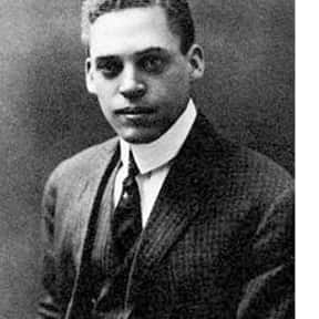 Ernest Everett Just is listed (or ranked) 18 on the list List of Famous Biologists