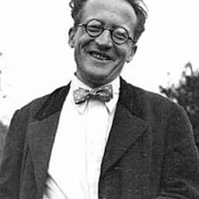 Erwin Schrödinger is listed (or ranked) 20 on the list Famous University Of Vienna Alumni