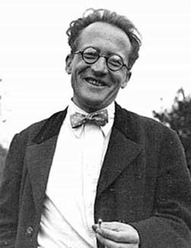 Erwin Schrödinger is listed (or ranked) 2 on the list Famous Physicists from Ireland