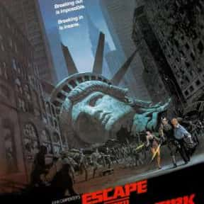 Escape from New York is listed (or ranked) 5 on the list The Best Thriller Movies of the 1980s