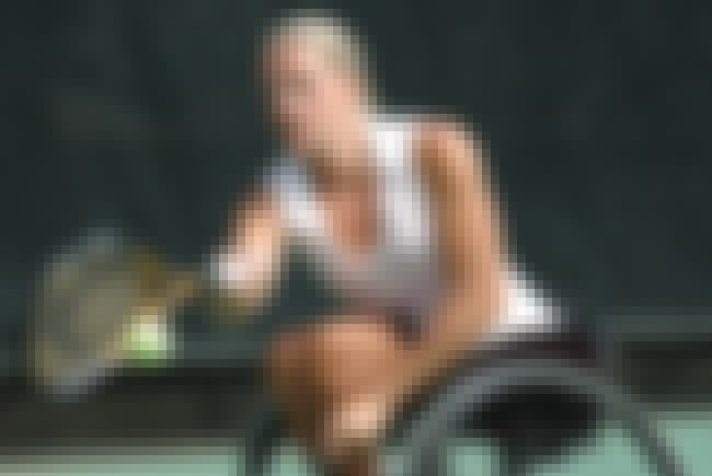 Esther Vergeer is listed (or ranked) 4 on the list The Best Tennis Players from Netherlands