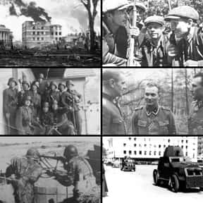 Estonia in World War II is listed (or ranked) 11 on the list The Battles of Walter Model