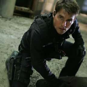 Ethan Hunt is listed (or ranked) 23 on the list Movie Tough Guys Without Super Powers or a Super Suit