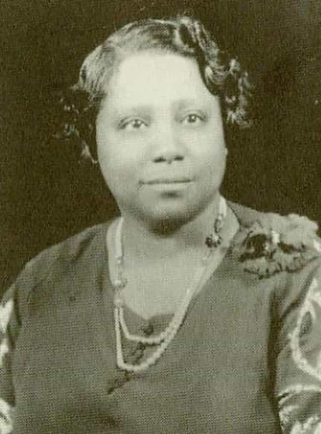 Ethel Hedgeman Lyle is listed (or ranked) 4 on the list Famous Sumner High School Alumni