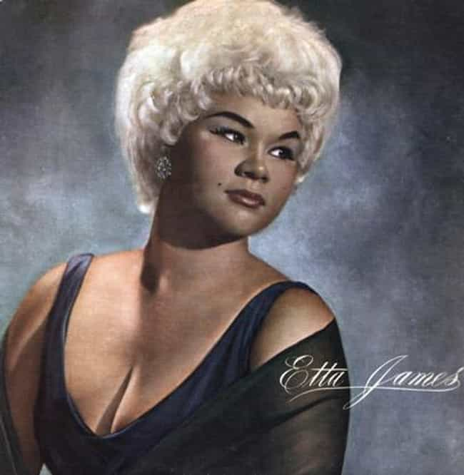 Etta James is listed (or ranked) 3 on the list Real Names of Famous Blues Guitarists & Singers