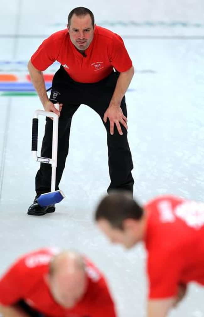 Euan Byers is listed (or ranked) 4 on the list Famous Curlers from Scotland