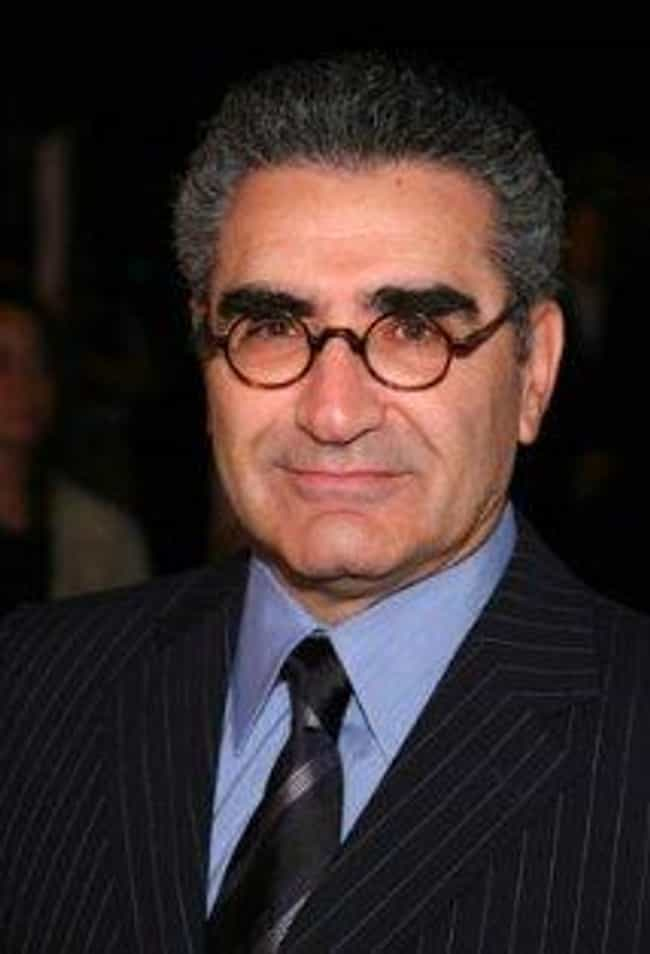 Eugene Levy is listed (or ranked) 2 on the list Famous Friends of Steve Martin