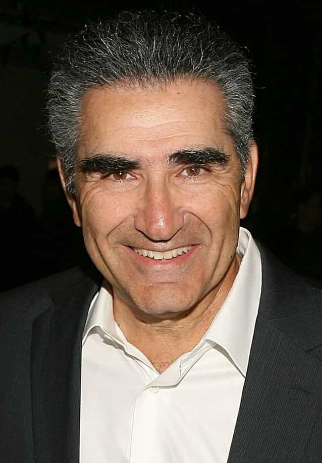 Eugene Levy is listed (or ranked) 6 on the list 16 Famous People Who Share Their Names with Places