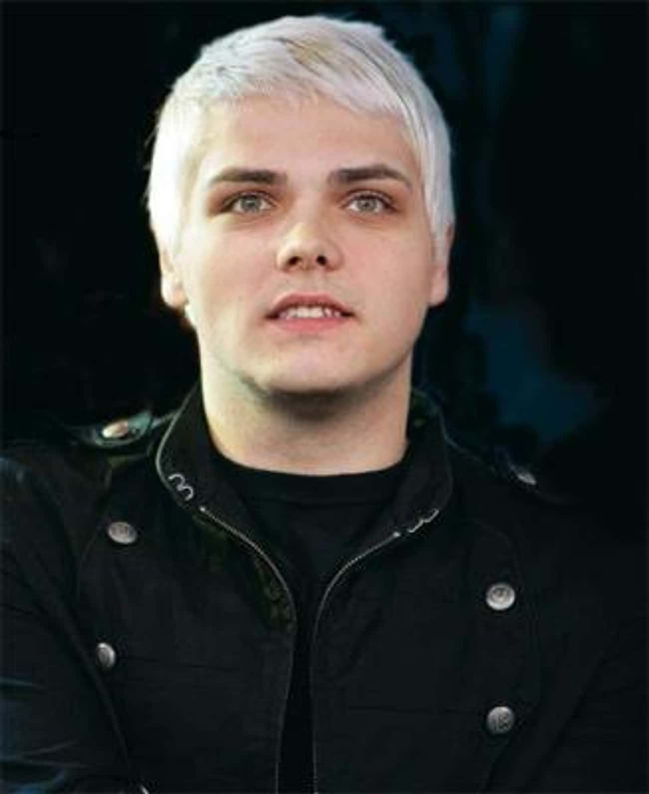 Gerard Way is listed (or ranked) 3 on the list 50+ Famous Singers Who Are Aries