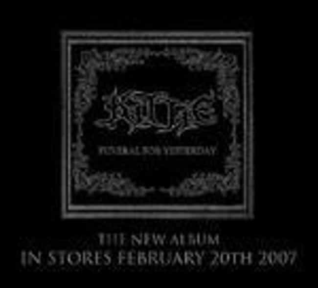 Funeral for Yesterday is listed (or ranked) 2 on the list The Best Kittie Albums of All Time