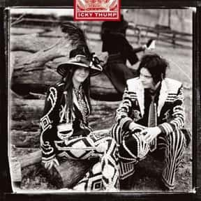 Icky Thump is listed (or ranked) 9 on the list The Best Grammy-Nominated Alternative Albums of the 2000s