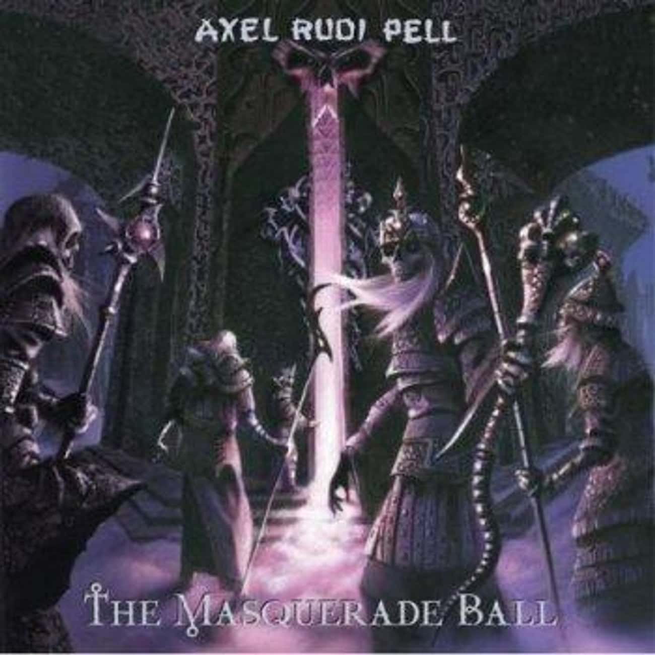 The Masquerade Ball is listed (or ranked) 2 on the list The Best Axel Rudi Pell Albums of All Time