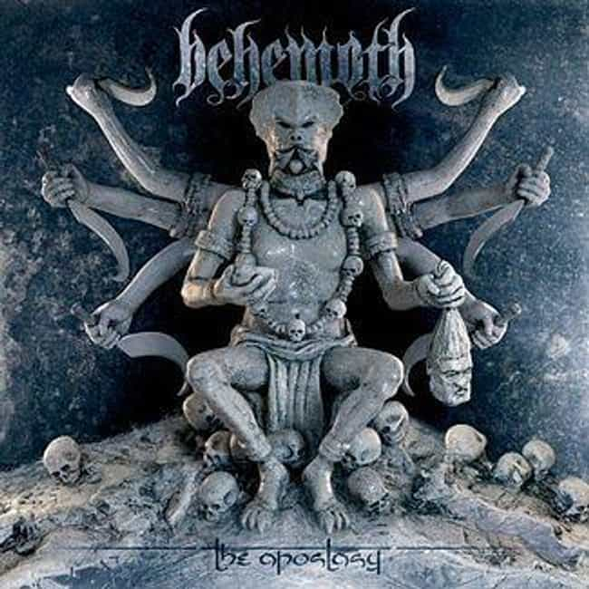 The Apostasy is listed (or ranked) 4 on the list The Best Behemoth Albums of All Time