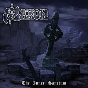 The Inner Sanctum is listed (or ranked) 7 on the list The Best Saxon Albums of All Time