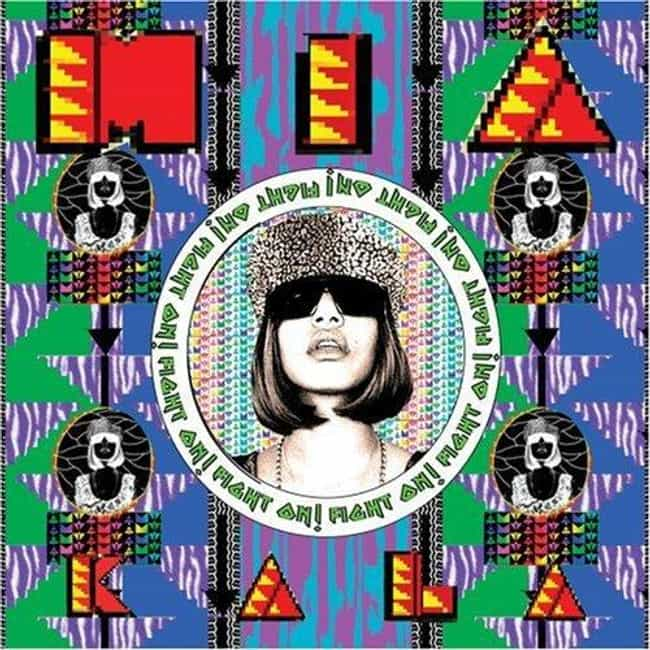 Kala is listed (or ranked) 3 on the list The Best M.I.A. Albums of All Time