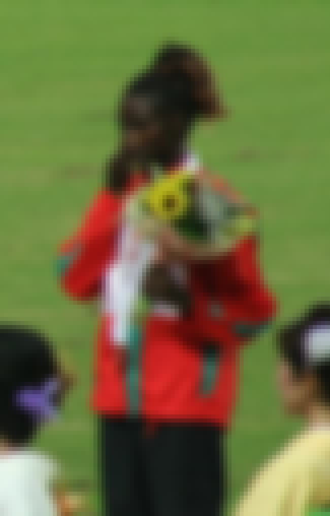 Eunice Jepkorir is listed (or ranked) 8 on the list Famous Female Athletes from Kenya