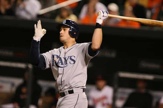 Evan Longoria is listed (or ranked) 2 on the list Famous Hispanic Baseball Players