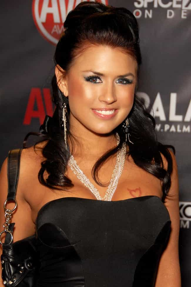 Eva Angelina is listed (or ranked) 2 on the list Famous Foothill High School Alumni