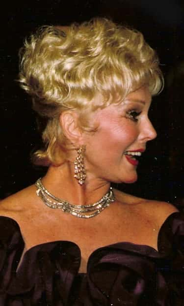 Eva Gabor is listed (or ranked) 1 on the list Famous People Born in 1919