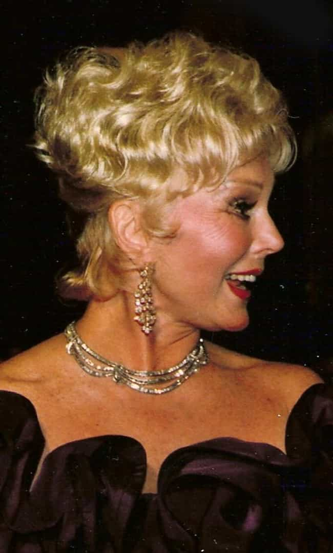 Eva Gabor is listed (or ranked) 4 on the list Famous People Who Died of Respiratory Failure