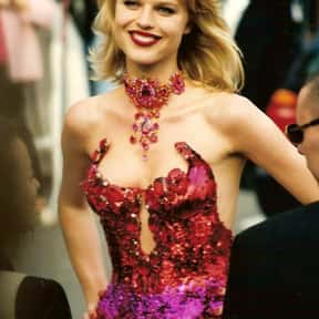 Eva Herzigová is listed (or ranked) 16 on the list Famous TV Actors from Czech Republic