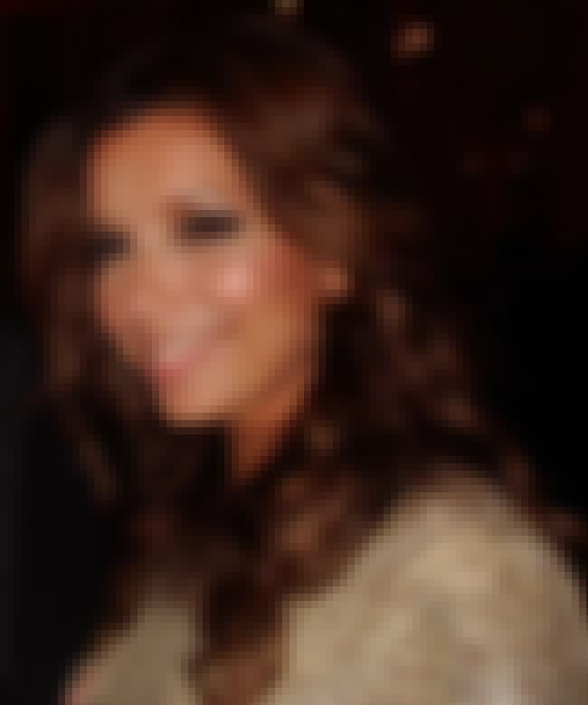 Eva Longoria is listed (or ranked) 6 on the list List of Famous Dancers