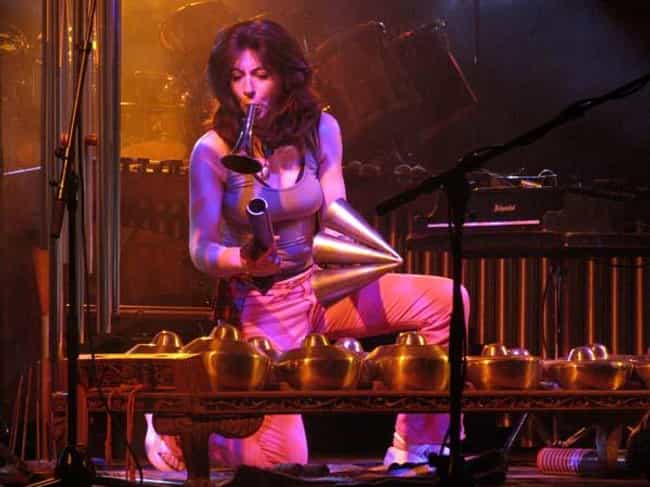 Evelyn Glennie is listed (or ranked) 4 on the list Famous Film Score Composers from Scotland