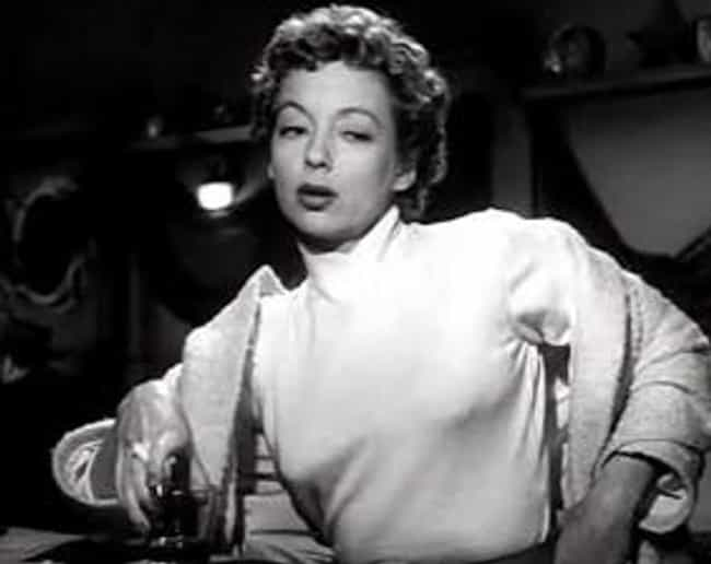 Evelyn Keyes is listed (or ranked) 4 on the list Famous People Who Died of Uterine Cancer