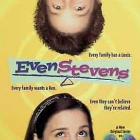 Even Stevens is listed (or ranked) 17 on the list The Best Teen Sitcoms of All Time
