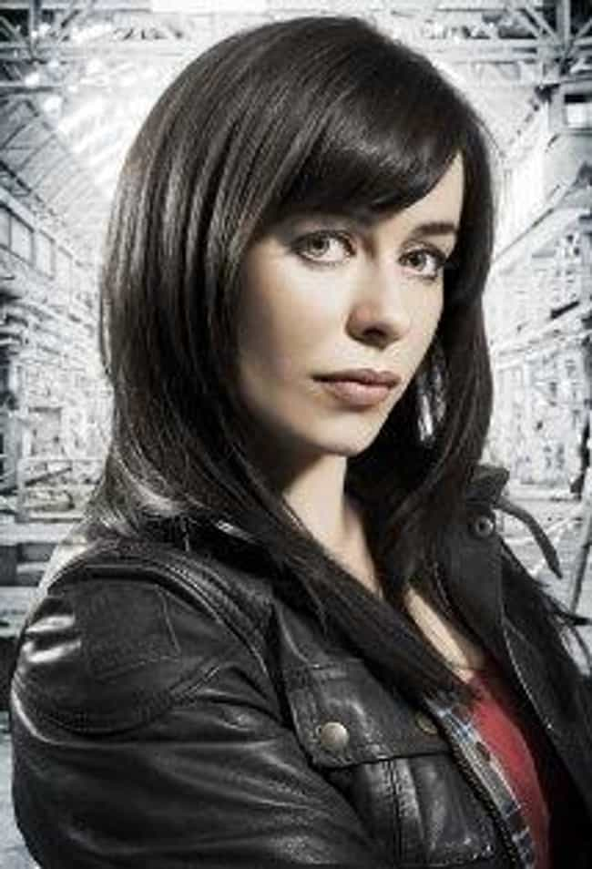 Eve Myles is listed (or ranked) 4 on the list Famous Presenters from Wales