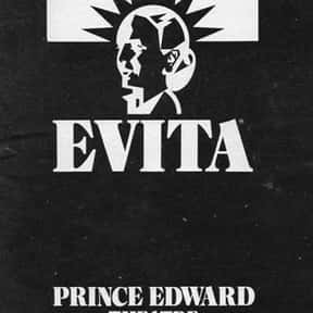 Evita is listed (or ranked) 5 on the list The Best Broadway Musicals of the '70s