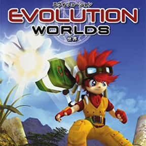 Evolution Worlds is listed (or ranked) 17 on the list The Best GameCube RPGs of All Time, Ranked by Fans
