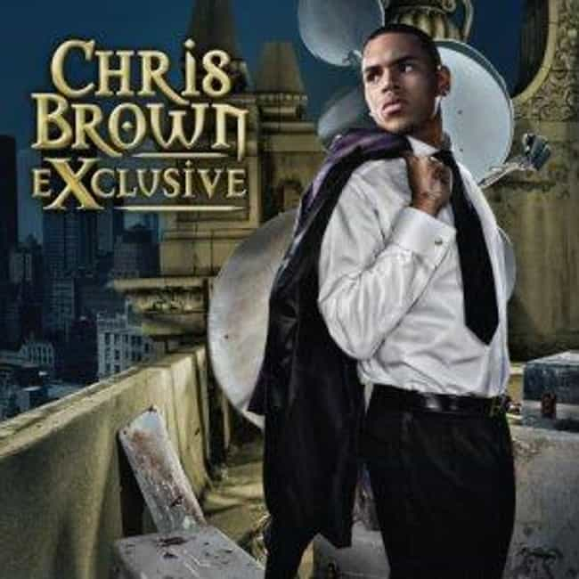 Exclusive is listed (or ranked) 3 on the list The Best Chris Brown Albums of All Time