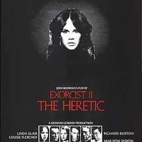 Exorcist II: The Heretic is listed (or ranked) 14 on the list The Worst Sequels Of All Time