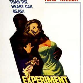 Experiment in Terror is listed (or ranked) 5 on the list The Best Horror Movies Set in San Francisco