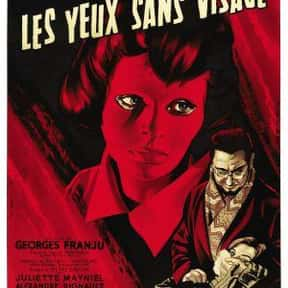 Eyes Without a Face is listed (or ranked) 23 on the list The Best Exploitation Movies of the 1970s