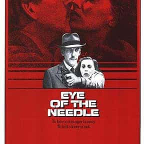 Eye of the Needle is listed (or ranked) 2 on the list The Best Donald Sutherland Movies