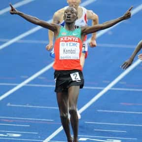 Ezekiel Kemboi is listed (or ranked) 8 on the list Famous People From Kenya