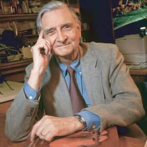 E. O. Wilson is listed (or ranked) 11 on the list List of Famous Biologists