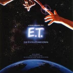 E.T. the Extra-Terrestrial is listed (or ranked) 14 on the list List of All Fantasy Movies