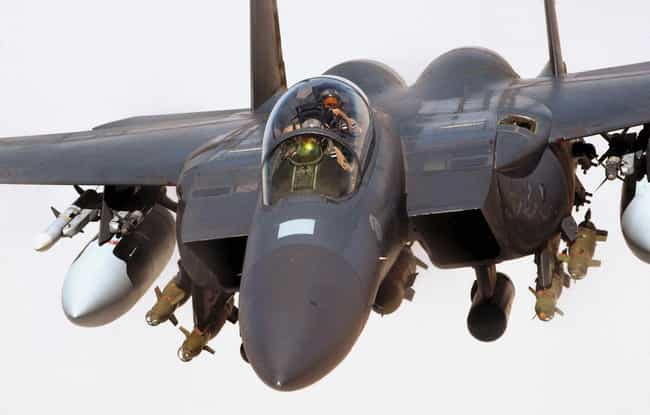 McDonnell Douglas F-15E Strike... is listed (or ranked) 10 on the list The Best Military Fighter Jets of the 21st Century.