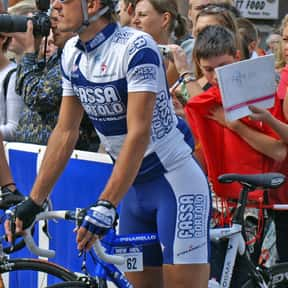 Fabian Cancellara is listed (or ranked) 2 on the list Famous Athletes from Switzerland