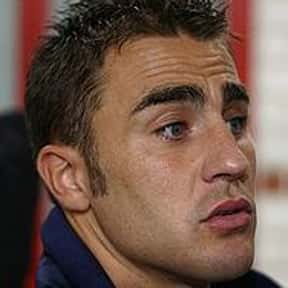 Fabio Cannavaro is listed (or ranked) 20 on the list Famous Male Athletes from Italy