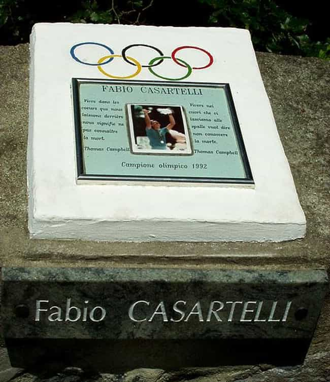 Fabio Casartelli is listed (or ranked) 2 on the list Famous People Who Died in Bike Accidents