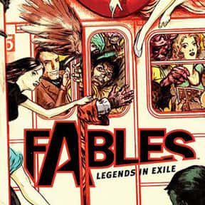 Fables is listed (or ranked) 6 on the list The Best Vertigo Comic Book Series, Ranked