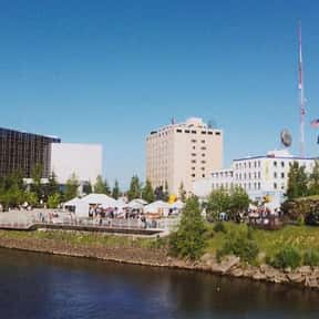 Fairbanks is listed (or ranked) 25 on the list The Best Cities for Musicians